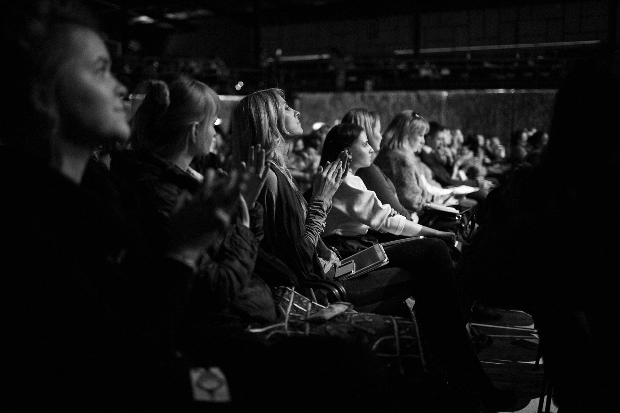 Репортажная фотосъемка мероприятия. Конференция Decor 2014