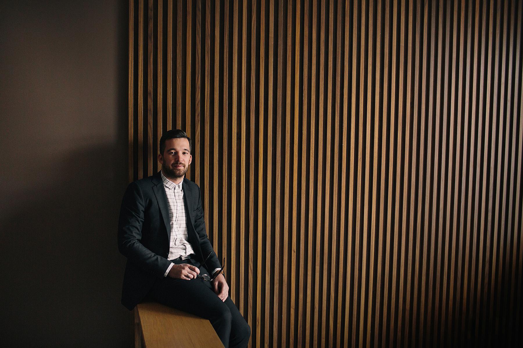 Бизнес-портрет. Евгений Кицелев