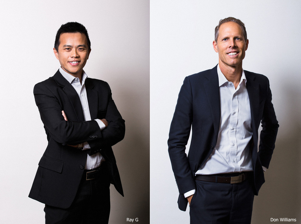 Veeam Team Portraits