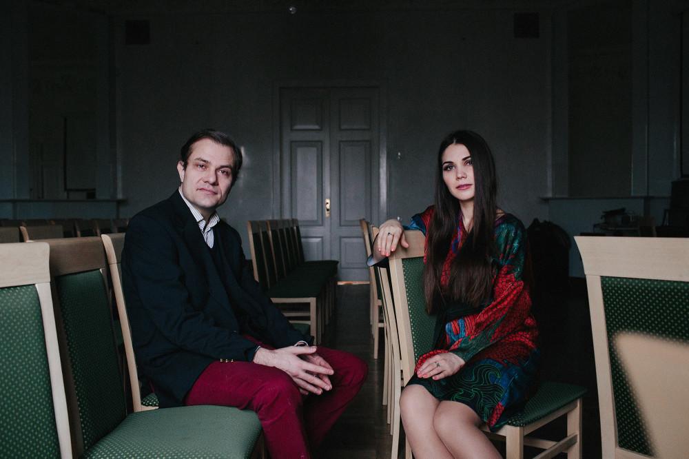 Портреты для Дианы и Стефано