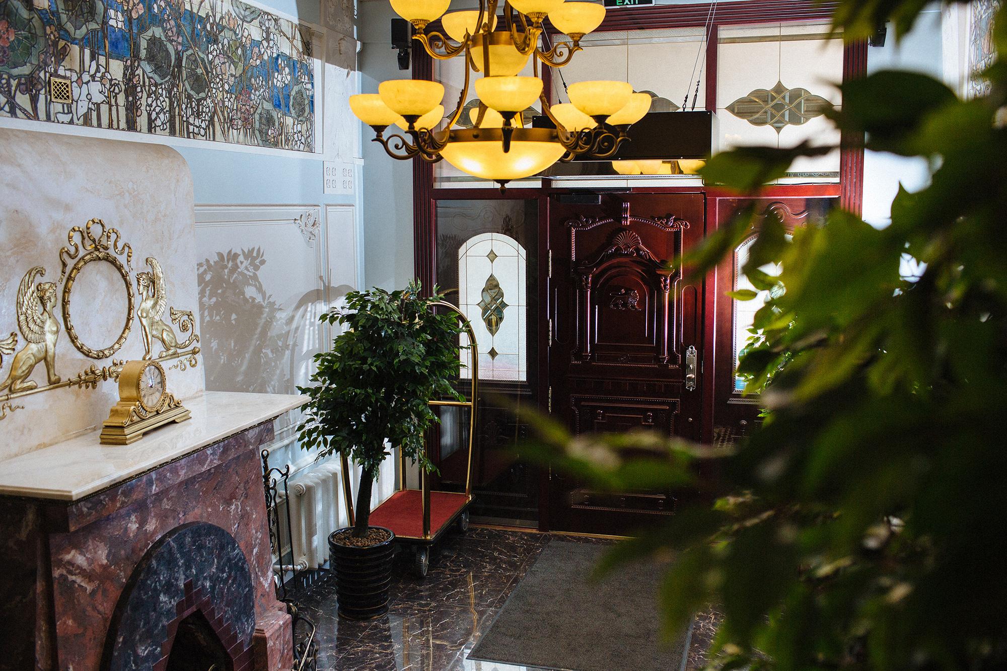 Интерьерная фотосъемка для отеля. Фотоагентство Magritte