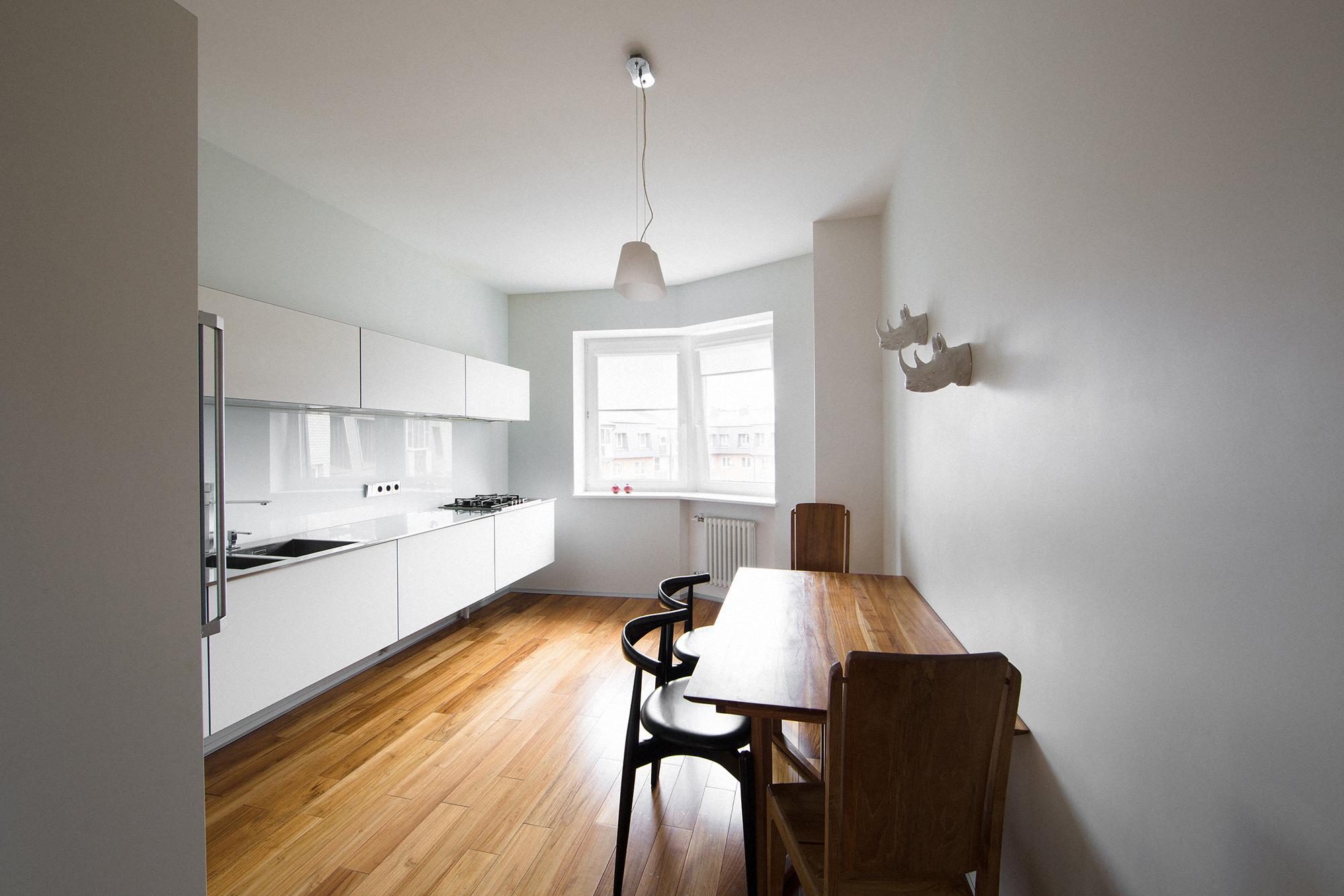 Интерьерная съемка квартиры